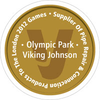 Supplier of Pipe Repair and Connection Productions to the London 2012 Games