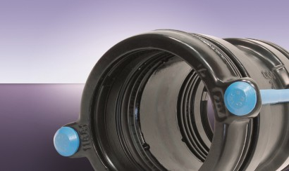 Couplings & Flange Adaptors | Dedicated | PE Solutions | Wide Tolerance