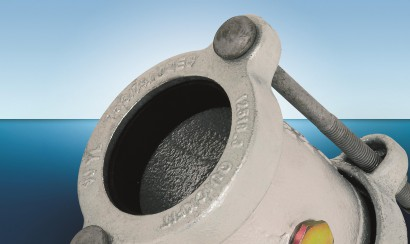 Viking Johnson marine coupling