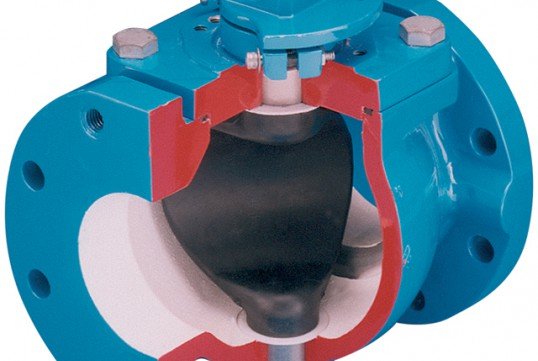 Eccentric Plug Valve Series 601 Features And Benefits