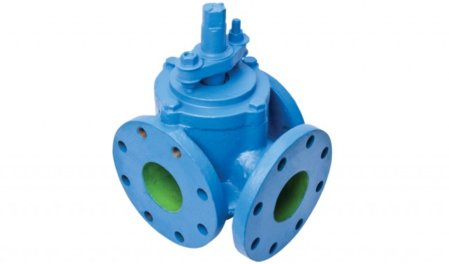 Viking Johnson MultiPort Plug Valve2-