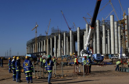Kusile power station south africa